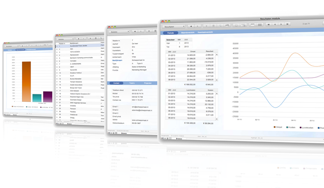 Apple CRM Software